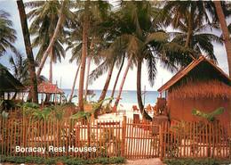CPSM Philippines-Boracay Rest Houses-Beau Timbre      L610 - Filippijnen