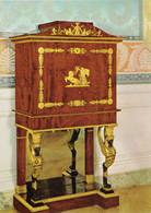 78 Versailles Le Grand Trianon Bonheur Du Jour Dans Le Cabinet Du Déjeuner De Napoléon 1er (Carte Vierge) - Versailles (Château)