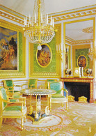 78 Versailles Le Grand Trianon Salon Vert De Napoléon (Carte Vierge) - Versailles (Château)