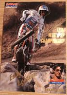 MOTOR TRIAL, EDDY LEJEUNE, Card 1 - Unclassified