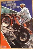 MOTOR TRIAL, EDDY LEJEUNE, Card 2 - Unclassified