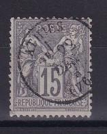 D 181 / LOT SAGE N° 66 OBL COTE 18€ - 1876-1878 Sage (Tipo I)