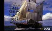 IRELAND/EIRE/IRLAND - 1998 TAIL SHIPS PRESTIGE BOOKLET FINE USED - Markenheftchen