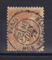 D 181 / LOT SAGE N° 86 OBL COTE 60€ - 1876-1898 Sage (Type II)