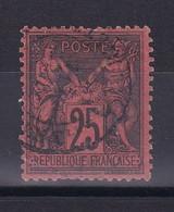 D 181 / LOT SAGE N° 91 OBL COTE 30€ - 1876-1898 Sage (Type II)