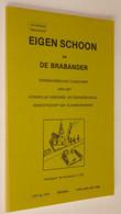 B0919[Tijdschrift] Eigen Schoon En De Brabander, LXXI Jg. 4-5-6 1988 [Kobbegem Affligem Haacht Vorst Webbekom Tienen - History