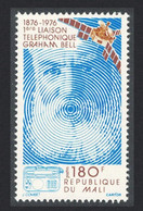 Space Telephone Centenary Bell Mali 1976 MNH SG#524 - Unclassified