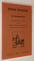 B0922[Tijdschrift] Eigen Schoon En De Brabander, LXVIII Jg. 4-5-6 1985 [Leefdaal Grimbergen Haacht Webbekom Brussel - History