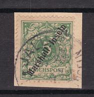Deutsche Kolonie: Marshall-Inseln - 1899 - Michel Nr. 8 - Briefst. - Colony: Marshall Islands