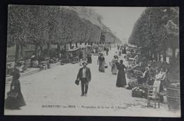 Rochefort Sur Mer - Perspective De La Rue De L'Arsenal - Rochefort