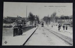 Limoges - Avenue Du Pont Neuf - Limoges