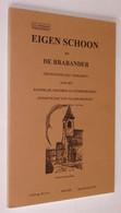 B0927[Tijdschrift] Eigen Schoon En De Brabander, LXXX Jg. Nr. 4-5-6 1997 [Halle Brussel Asse Rotselaar Watermolen] - History