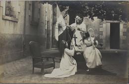 CARTE-PHOTOS - H.BACQUET Romorantin Scènes Religieuses (lot De 2 Cartes) - Non Classificati