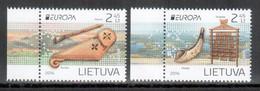 Litauen / Lithuania / Lituanie 2014 Satz/set EUROPA ** - 2014
