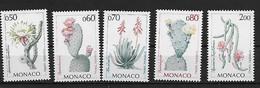 LOTE 2198A  ///  (C030) MONACO  YVERT Nº: 1966/1970 **MNH     ¡¡¡ OFERTA - LIQUIDATION - JE LIQUIDE !!! - Unused Stamps