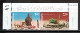 Bosnien-Herzegowina (kroatisch) / Bosnia-Herzegowina (croatian Post) / Bosnie-Herzégovine Mostar Paar/pair 2005 EUROPA** - 2005