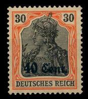 BES 1WK ETAPPE WEST Nr 7 Ungebraucht X77936A - Occupazione 1914 – 18