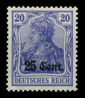 BES 1WK ETAPPE WEST Nr 6b Ungebraucht X77948E - Occupazione 1914 – 18