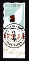 2020 Tag Der Briefmarke Basel ES (CTO) - Gebraucht