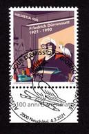 2021 Friedrich Dürrenmatt ES (CTO) - Gebraucht