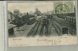 LUXEMBOURG ESCH S/alz   GARE D'Esch   1905  (2021 Mai-35) - Esch-Alzette