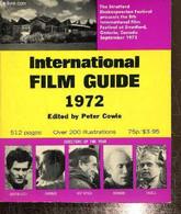 International Film Guide 1972 - Cowie Peter - 1971 - Linguistica
