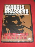 "DVD Georges Brassens ""Les Images De Sa Vie"" NEUF - Documentary"