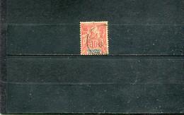 Inde 1892 Yt 14 - Usados
