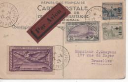 Exposition Philatélique Internationale 2 Mai Au 12 Mai 1925 - 1921-1960: Periodo Moderno