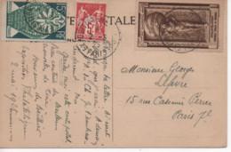 Exposition Philatélique  2 / 5 / 1925 PARIS - 1921-1960: Periodo Moderno