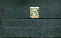 Inde 1900-07 Yt 18 * - Nuevos