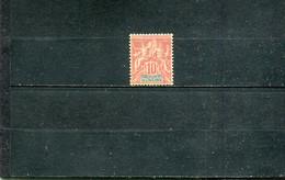 Océanie 1900-07 Yt 15 * - Nuevos