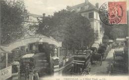 "CPA FRANCE 14 ""Trouville, L'hôtel Tivoli"" - Trouville"