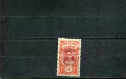 Océanie 1913-15 Yt 25 * - Nuevos