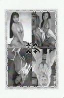 Pin Up Joker 1 Kaart- 1 Card - Barajas De Naipe