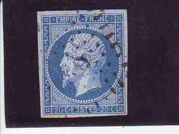 N 14A Ob PC66 - 1853-1860 Napoleon III