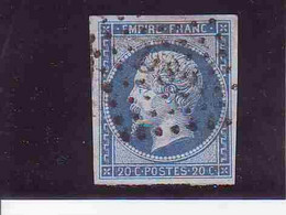 N 14A Ob DS2 - 1853-1860 Napoleon III