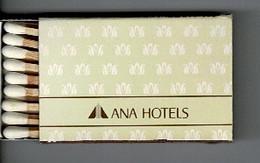 BOITE  ALLUMETTES: Ana Hotel Hiroshima - (japon)- - Matchboxes