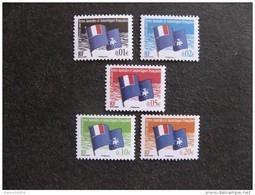 TAAF: TB Série N° 494 Au N° 498, Neufs XX. - Neufs