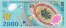 Roumanie - Billet De 2000 Lei - 1999 - Polymère - P111a - Neuf - Roemenië