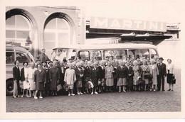 Anderlecht - Amicale Socialiste Des Pensionnés - Voyage à Terneuzen 1963 - Carte-photo - Animée - TBE - Anderlecht