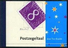 Nederland NVPH PR5 Postzegeltaal 2004 Prestige Booklet MNH Postfris Christmas - Heftchen Und Rollen