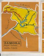Las Provincias De España Cromo Numero 153: Zamora - Unclassified