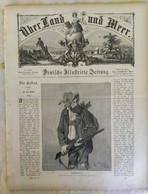 Über Land Und Meer 1893 Band 70 Nr 50. - Non Classificati