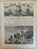 Über Land Und Meer 1893 Band 70 Nr 48b. Marie Antoinette. Straßburg Strasbourg - Non Classificati