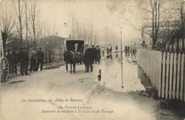 Bordeaux Les Inondations Des Allées De Boutaut Au Pont De Larroque L'Organisation Des Secours RV - Bordeaux
