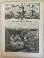 Über Land Und Meer 1893 Band 70 Nr 46 - Non Classificati