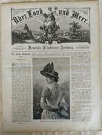 Über Land Und Meer 1893 Band 70 Nr 44 - Non Classificati