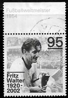 2020  100. Geburtstag Von Fritz Walter - Usados