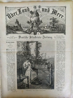 Über Land Und Meer 1893 Band 70 Nr 38. Barbarossa München - Non Classificati